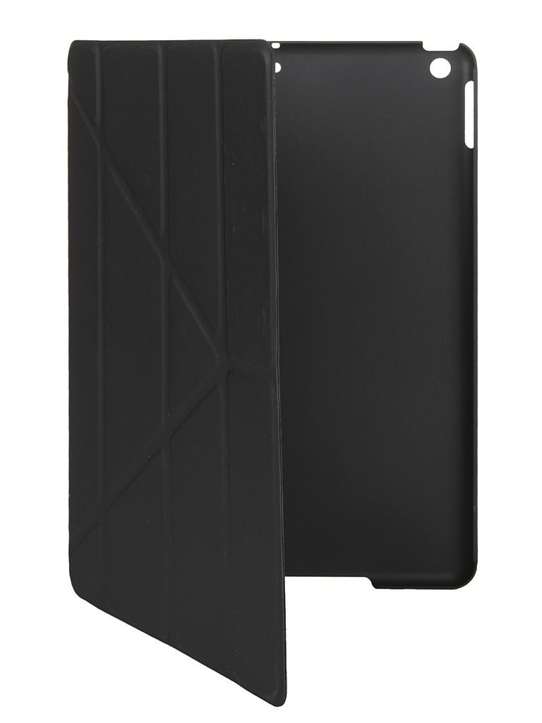 Чехол Red Line для APPLE iPad 10.2 2019 Soft Touch Y черный УТ000019296