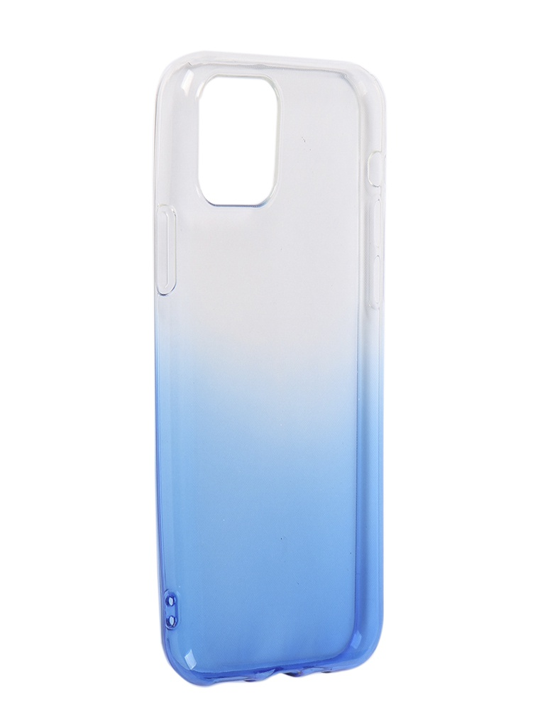 Чехол iBox для APPLE iPhone 11 Pro Crystal Silicone Gradient Blue УТ000019746
