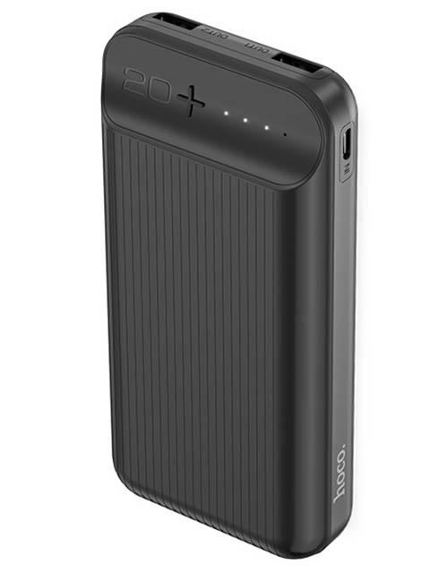 Внешний аккумулятор Hoco Power Bank J52A Newjoy Mobile 20000mAh Black 115162