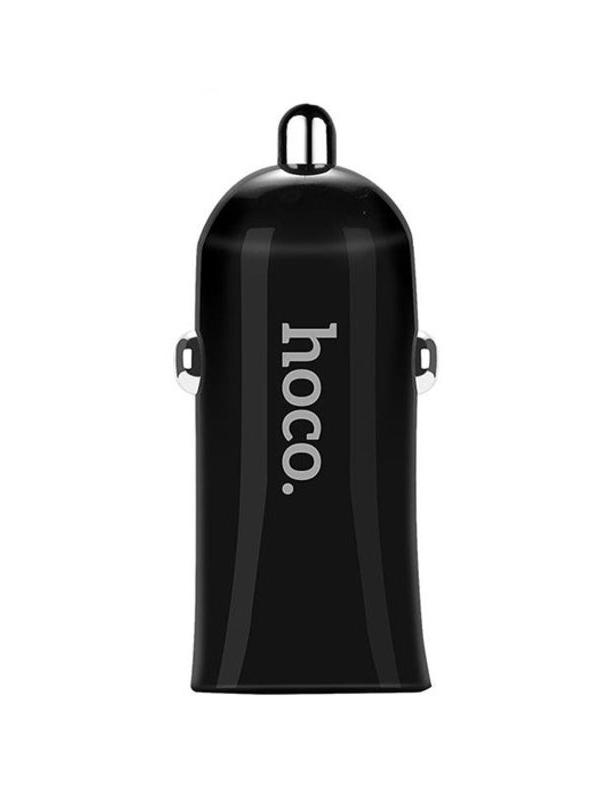 Зарядное устройство Hoco Z12 USB 5V 2.4A Black 92685
