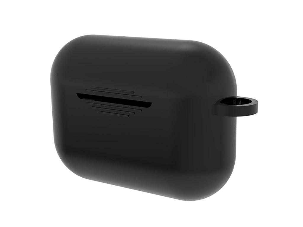 Чехол Activ Silicone для APPLE AirPods Pro Black 112305 цена 2017