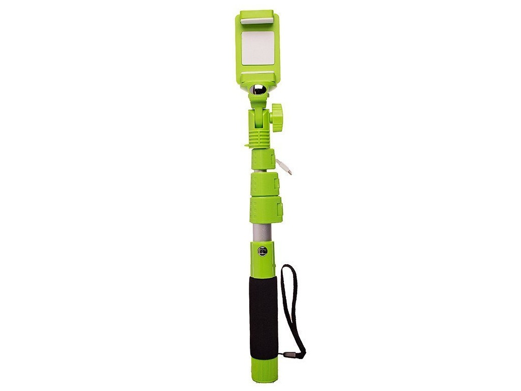 Монопод Activ LR-188 Plus Mini Lightning 37-82cm Green 82524