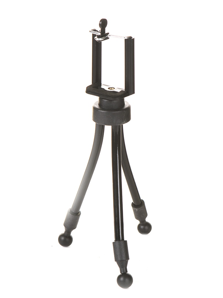 Мини-штатив Activ Tripod Mini 03 Black 107159 мини штатив activ tripod mini 01 black 107161