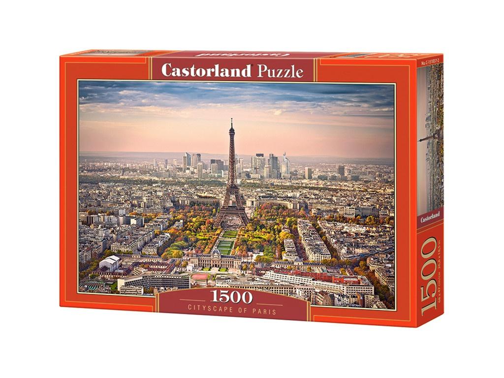 Пазл Castorland Вид Парижа C-151837