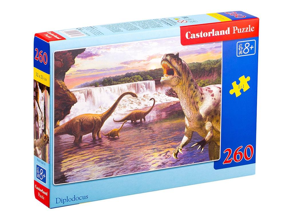 Пазл Castorland Midi Динозавры 2 B-26616