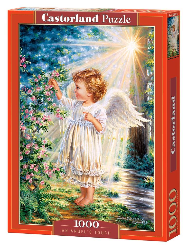 Пазл Castorland Прикосновение ангела C-103867
