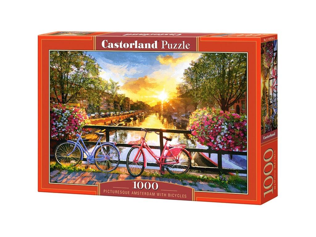Пазл Castorland Амстердам C-104536