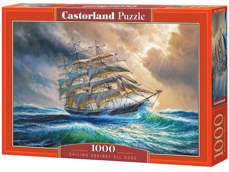 Пазл Castorland Шторм C-104529