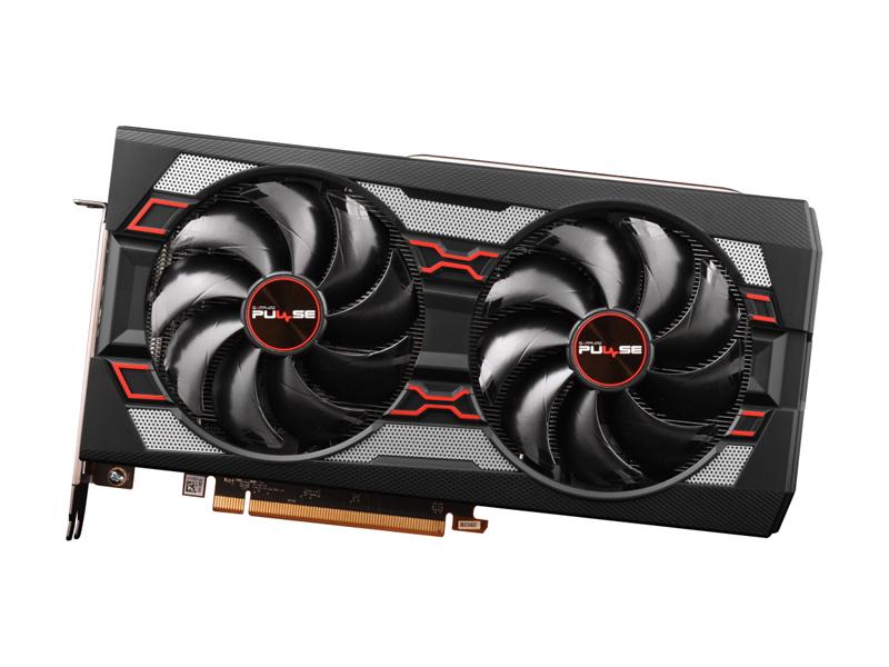 Видеокарта Sapphire Pulse Radeon RX 5600 XT 1615Mhz PCI-E 4.0 6144Mb 14000Mhz 192 bit HDMI 3xDP 11296-01-20G