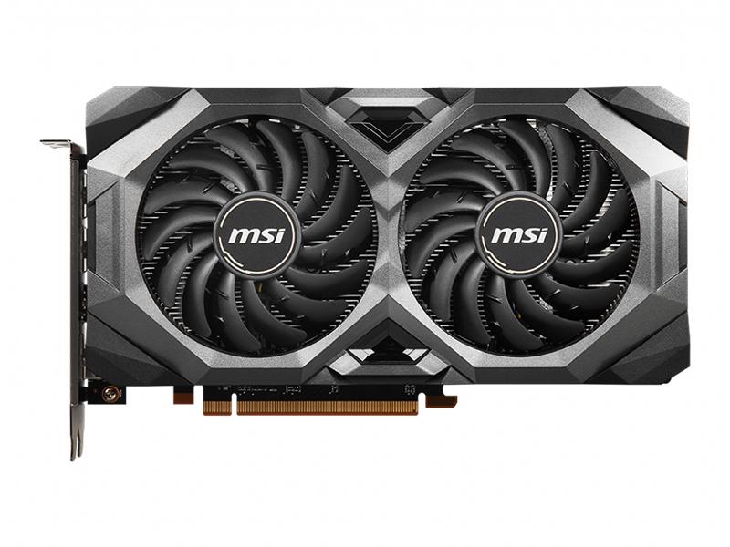Видеокарта MSI Radeon RX 5600 XT 1460Mhz PCI-E 4.0 6144Mb 12000Mhz 192 bit HDMI 3xDP MECH OC