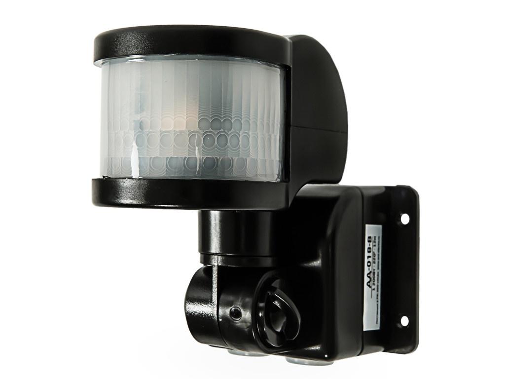 цена на Датчик LLT ДД-018-B 1200Вт 220 IP44 Black 4690612001906