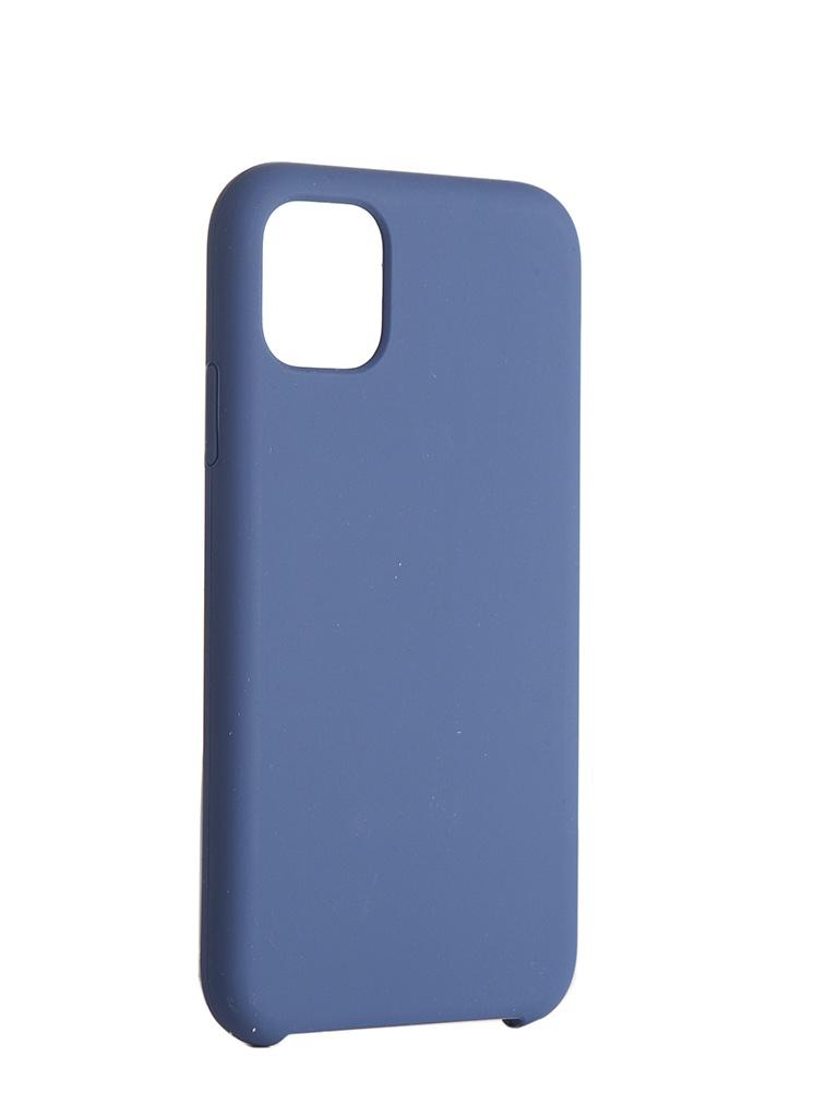 Чехол Neypo для APPLE iPhone 11 Hard Case Dark Blue NHC15650