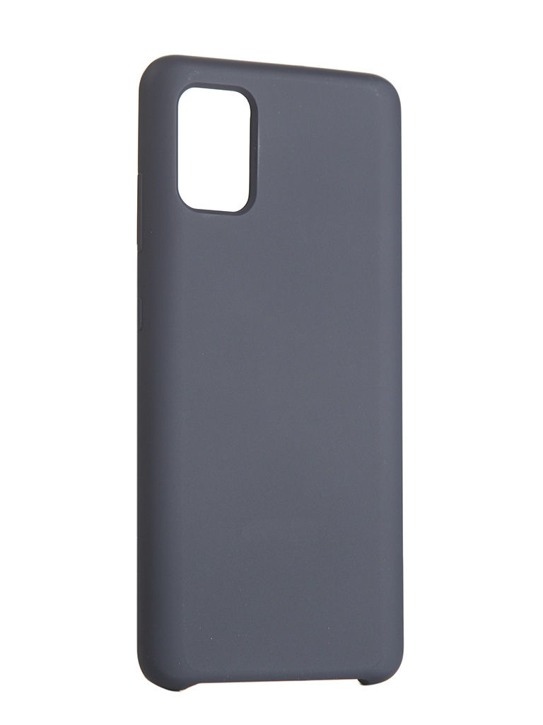Чехол Neypo для Samsung A51 (2020) Hard Case Dark Blue NHC16292