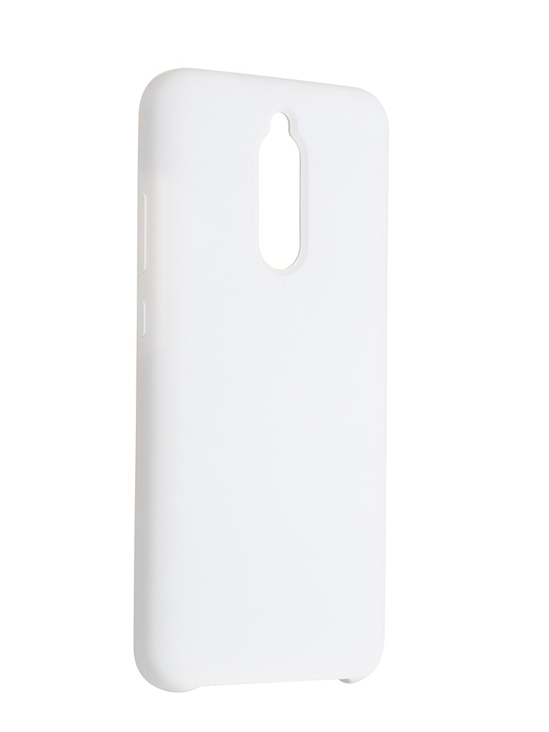 Чехол Neypo для Xiaomi Redmi 8 Hard Case White NHC15955