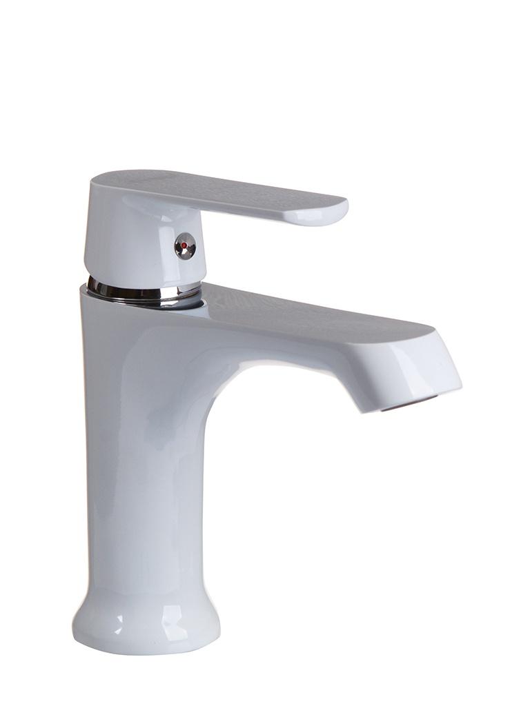 Смеситель Frap F1031 White-Crome