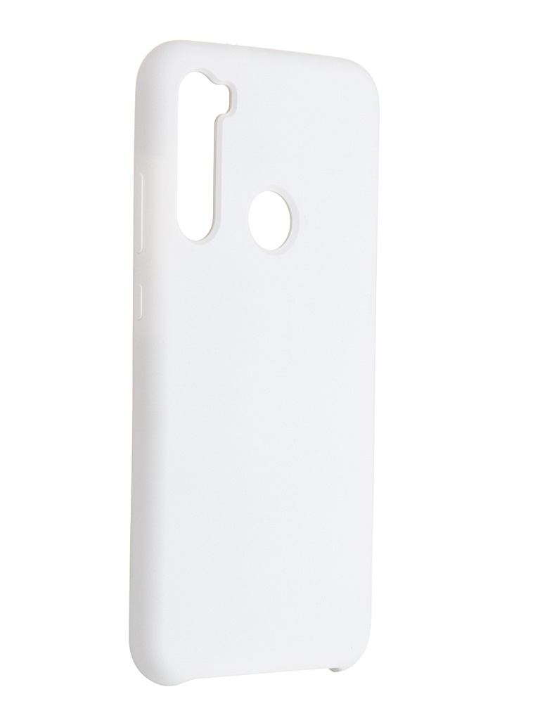Чехол Neypo для Xiaomi Redmi 8A Hard Case White NHC16313 чехол hard case для xiaomi redmi 7а red