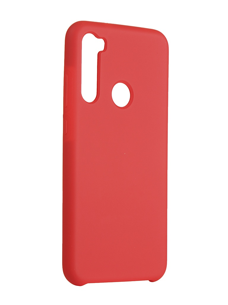 Чехол Neypo для Xiaomi Redmi 8A Hard Case Red NHC15944 чехол hard case для xiaomi redmi 7а red