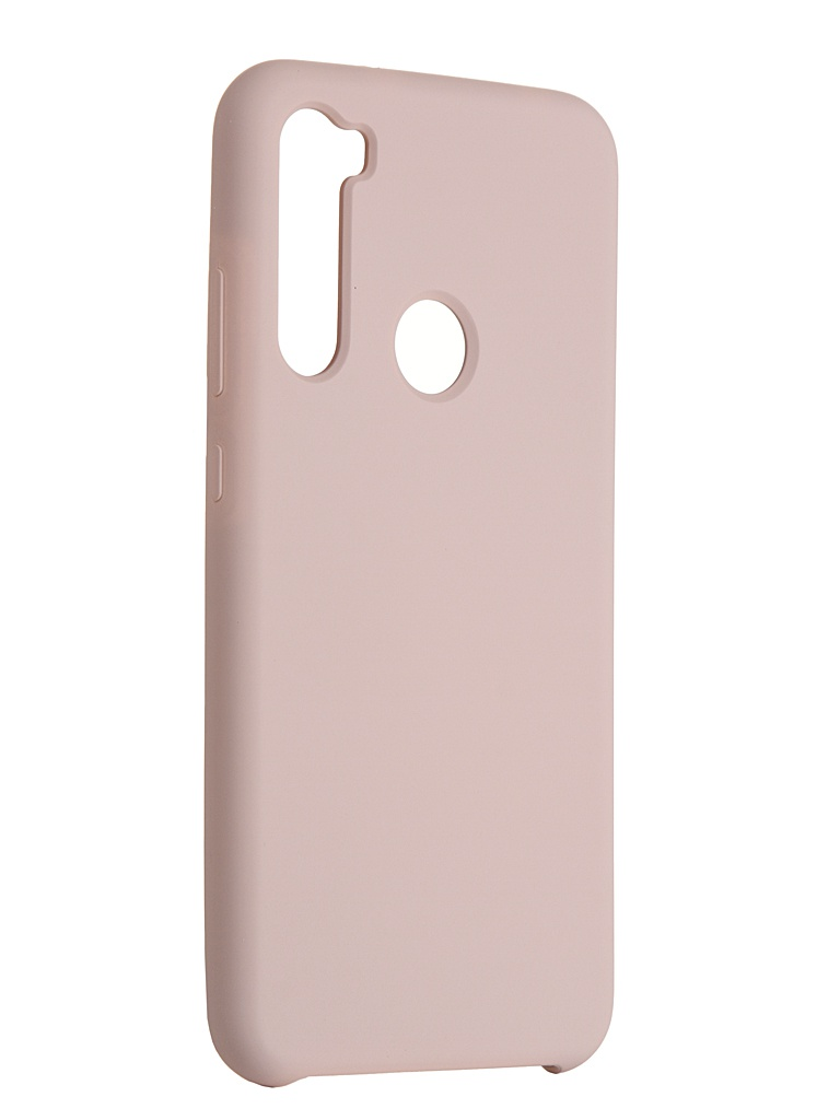 Чехол Neypo для Xiaomi Redmi Note 8 Hard Case Pink NHC15942