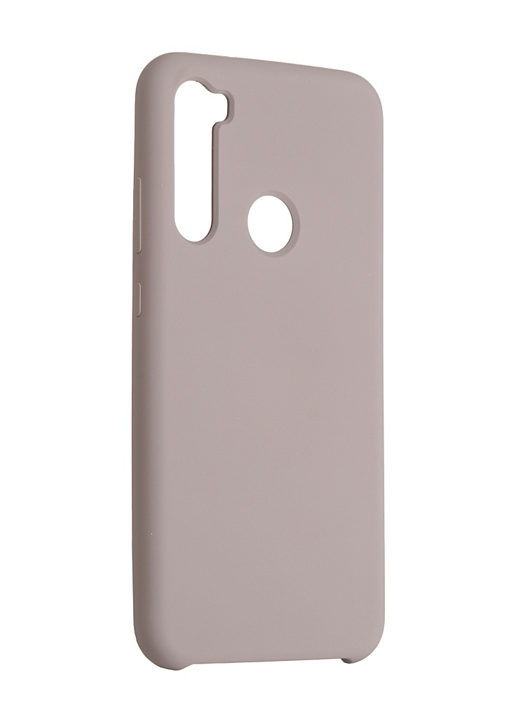 Чехол Neypo для Xiaomi Redmi Note 8 Hard Case Grey NHC15941 чехол hard case для xiaomi redmi 7а red