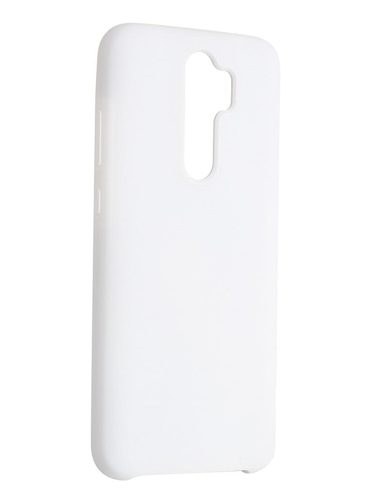 Чехол Neypo для Xiaomi Redmi Note 8 Pro Hard Case White NHC15938 цена и фото