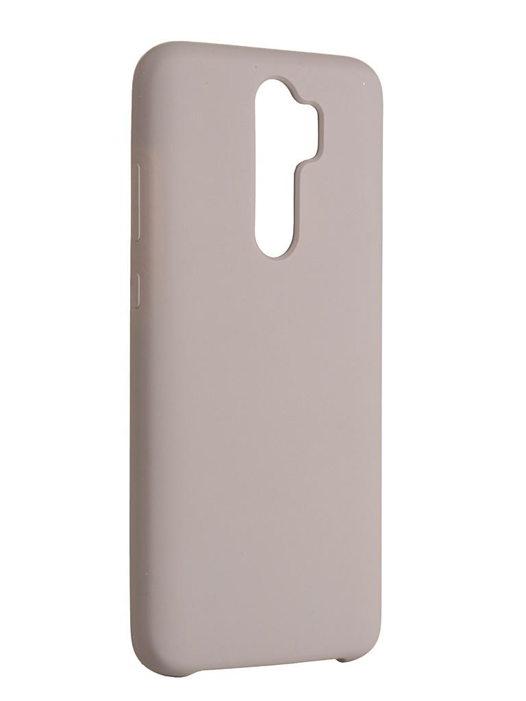 Чехол Neypo для Xiaomi Redmi Note 8 Pro Hard Case Grey NHC15933 цена и фото