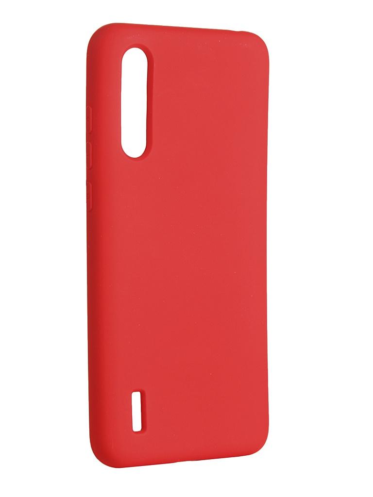Чехол Neypo для Xiaomi Mi9 Lite Silicone Case Red NSC16202