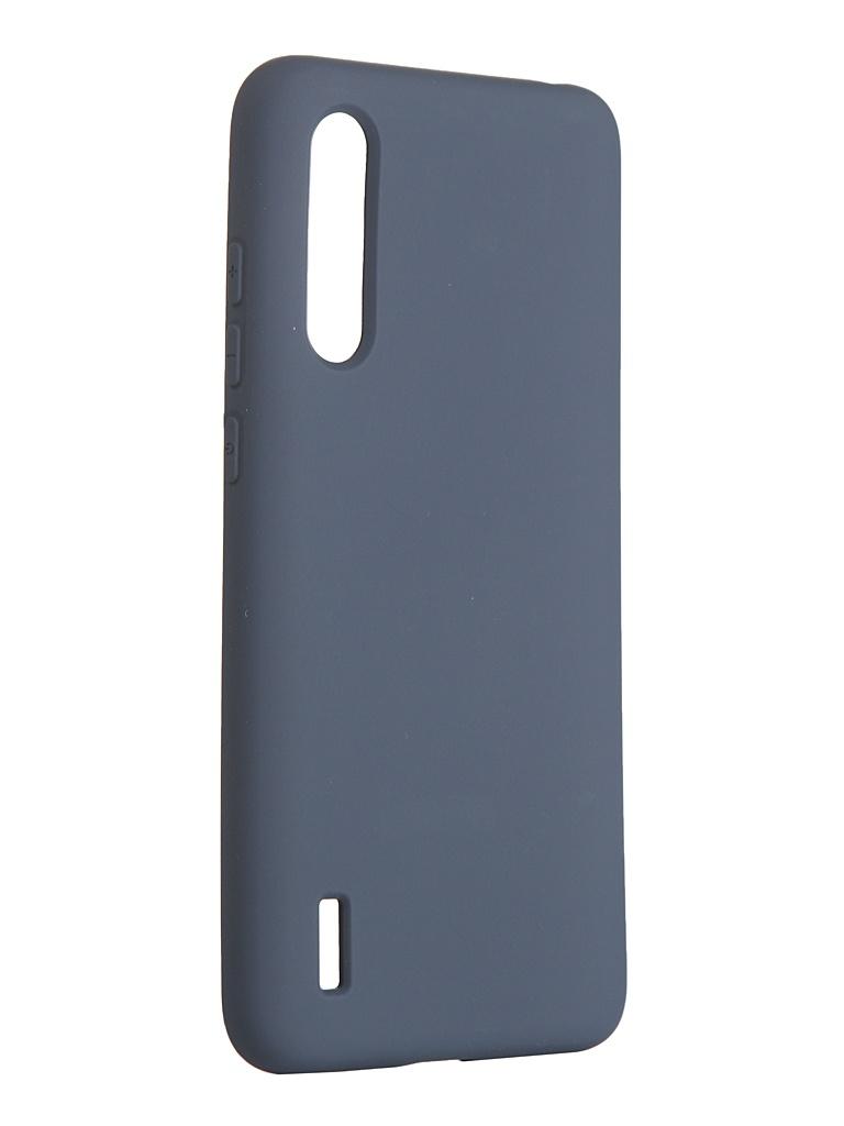 Чехол Neypo для Xiaomi Mi9 Lite Silicone Case Dark Blue NSC16205