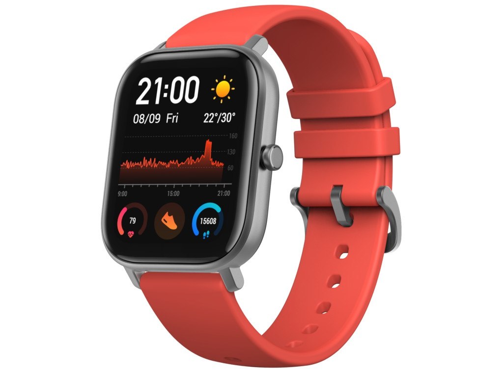 Умные часы Amazfit GTS Vermillion Orange
