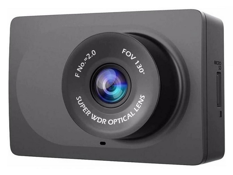 Видеорегистратор Xiaomi Yi Compact Dash Camera Black