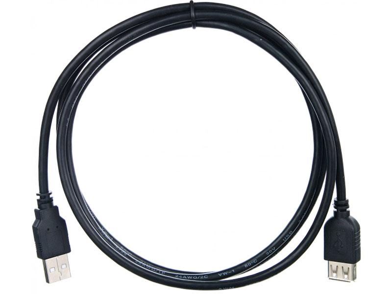 Фото - Аксессуар VCOM USB 2.0 AM-AF 1.5m TUS6990-1.5M переходник usb 2 0 af af vcom vad7901 ca408