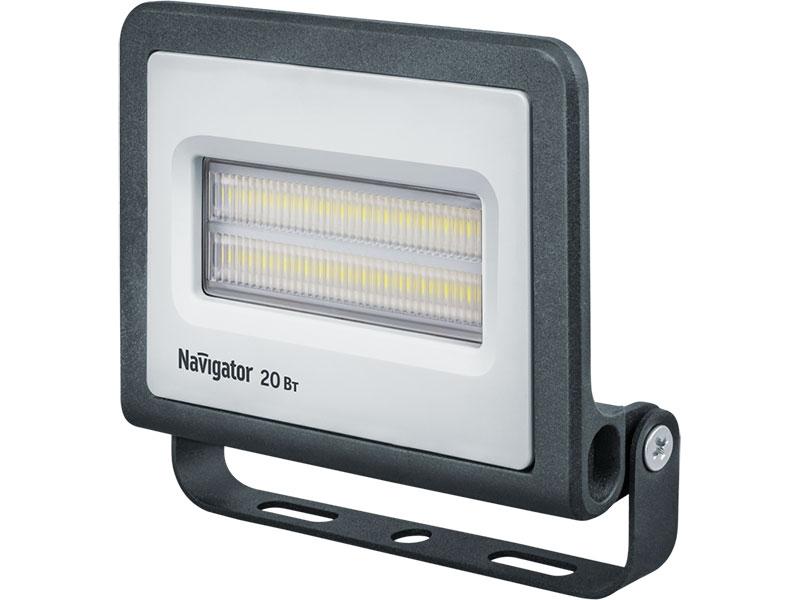Прожектор Navigator 14 203 NFL-01-20-6.5K-LED