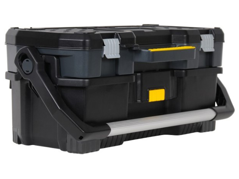 Ящик для инструментов Stanley 1-97-506 ящик stanley 1 97 514 со съемным органайзером 24 67x32 3x25 1см