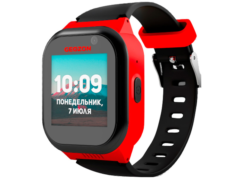 GEOZON LTE Black-Red