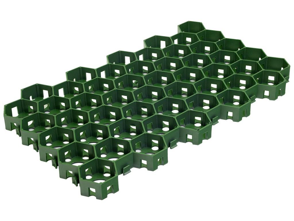 Решетка газонная Vortex 55x34x3.2cm 25012