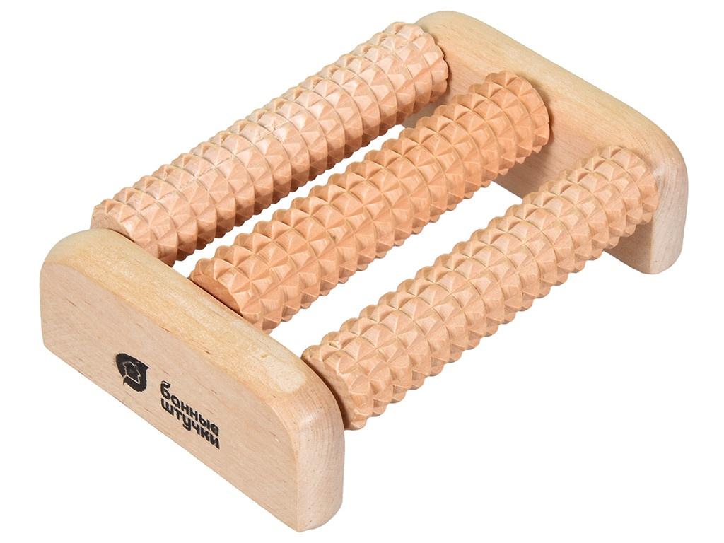 Массажер Банные штучки 40160 массажер для тела банные штучки рефлекс 19 9 4 см