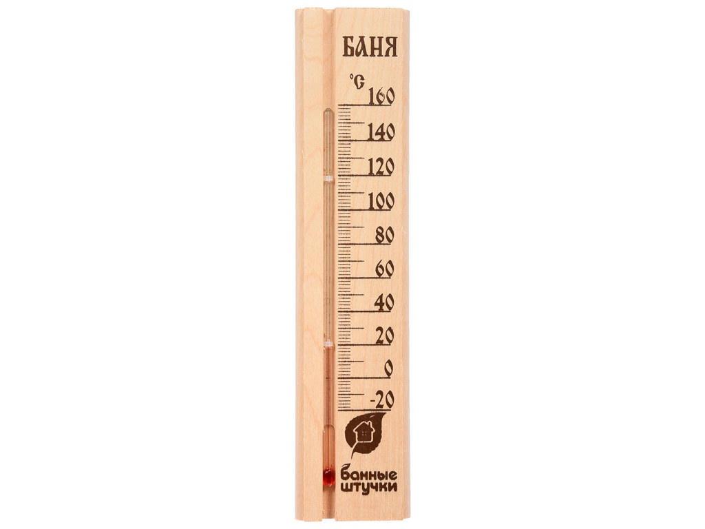 Термометр Банные штучки Баня 18037 цена в Москве и Питере
