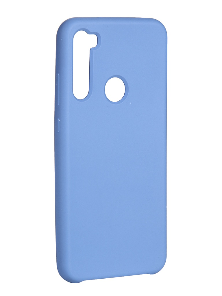 Чехол Innovation для Xiaomi Redmi Note 8T Silicone Cover Blue 16723