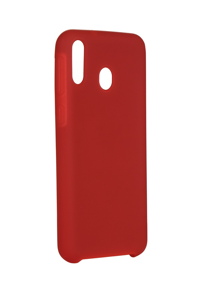 Чехол Innovation для Samsung Galaxy M20 Silicone Cover Red 15370