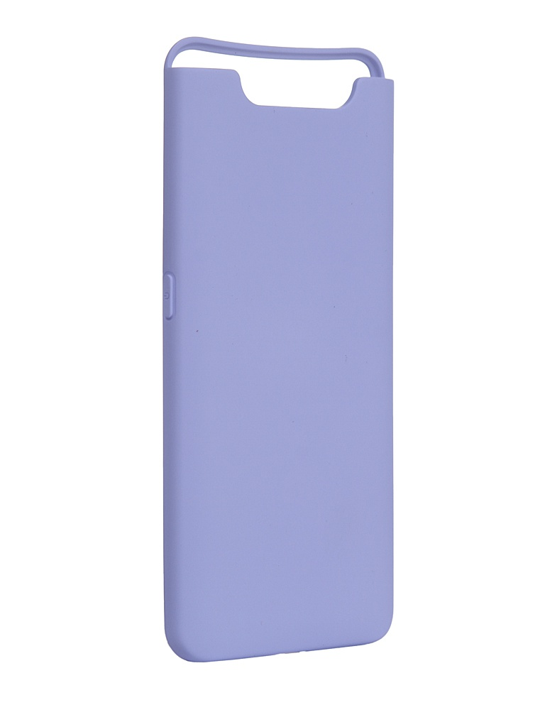 Чехол Innovation для Samsung Galaxy A80/90 Silicone Cover Purple 16541