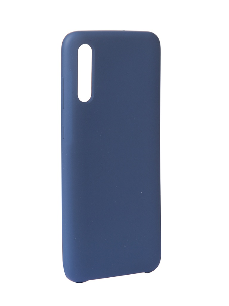 Чехол Innovation для Samsung Galaxy A70 Silicone Cover Blue 16296