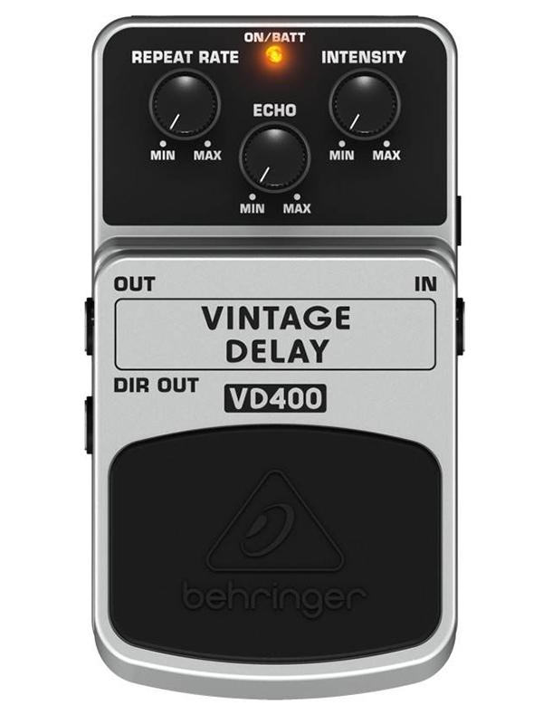 Педаль Behringer VD400 цена 2017