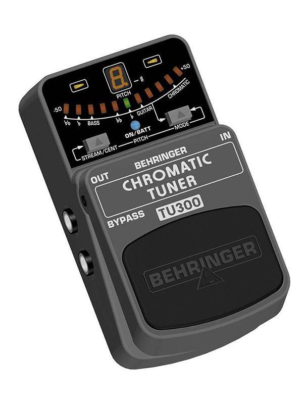 Педаль Behringer Chromatic Tuner TU300
