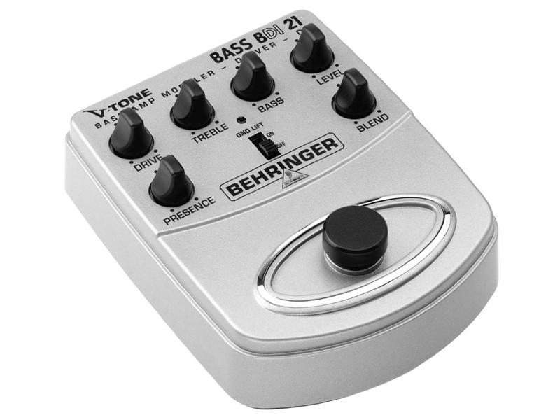 Педаль Behringer V-Tone BDI21
