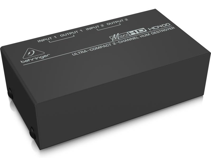 DI-Box Behringer HD400 цена 2017