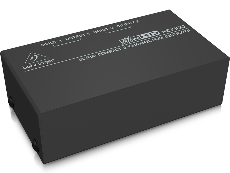 DI-Box Behringer HD400
