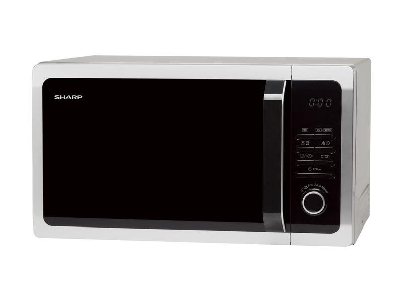 Микроволновая печь Sharp R7852RSL sharp r7496st свч печь