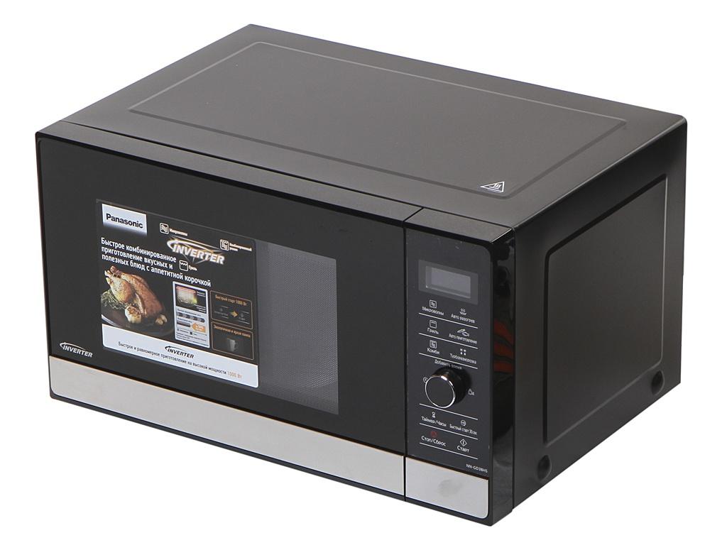Микроволновая печь Panasonic NN-GD38HS цена и фото