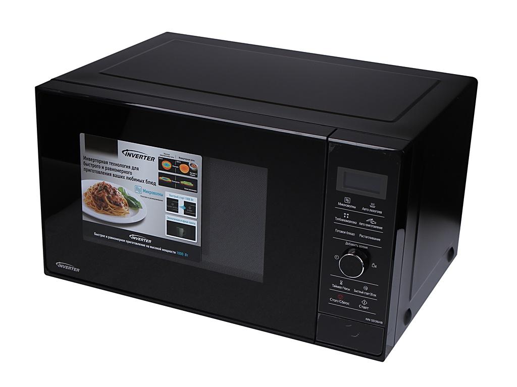 Фото - Микроволновая печь Panasonic NN-SD36HBZPE микроволновая печь panasonic nn sm221w