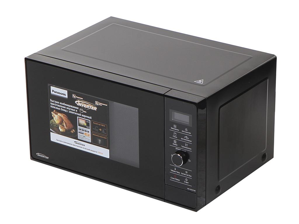Микроволновая печь Panasonic NN-GD37HB цена и фото
