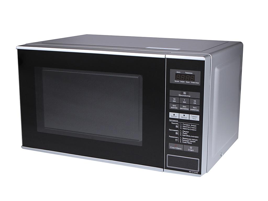 Фото - Микроволновая печь Panasonic NN-ST254M микроволновая печь panasonic nn sm221w